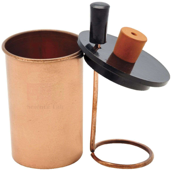 Calorimeter Set, Copper